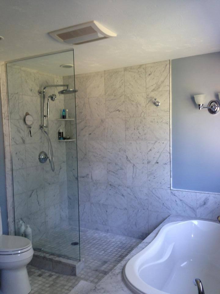 Master Bathroom Remodel Framingham MA