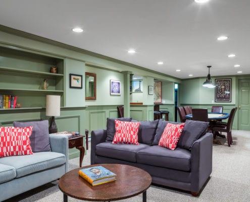 Basement Remodeling and Design