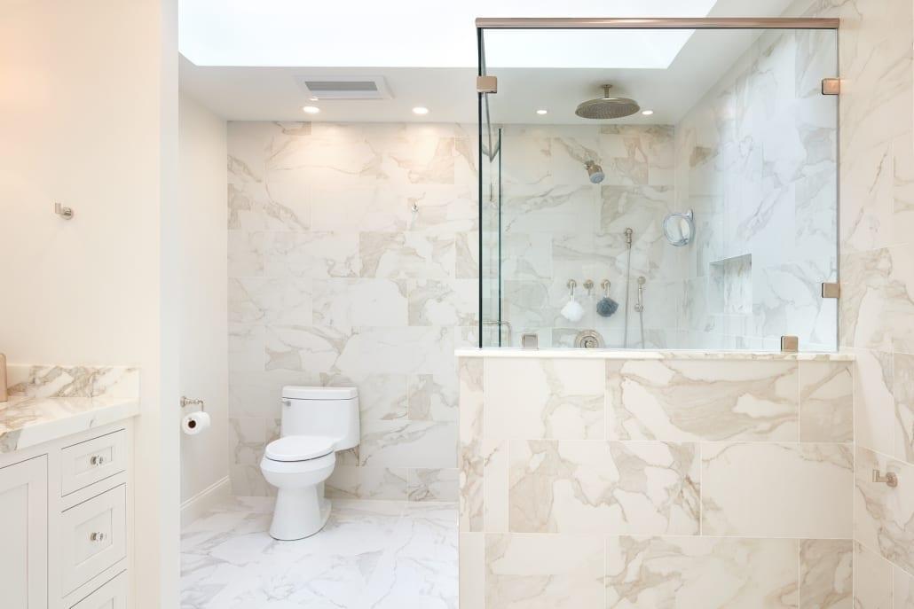 Luxurious Bathroom Closet Remodel Remodelwerks Design Build Contractor